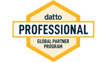 Datto Professional Partner Logo